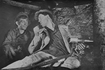 Престиж шахтерской профессии