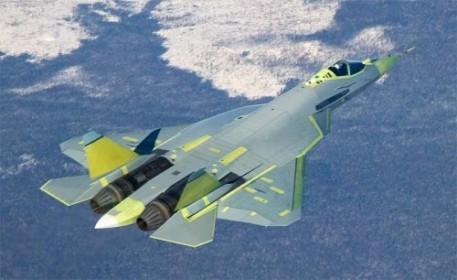 Новый самолет России