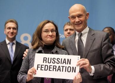 Вступление России в ВТО тяжелая промышленность